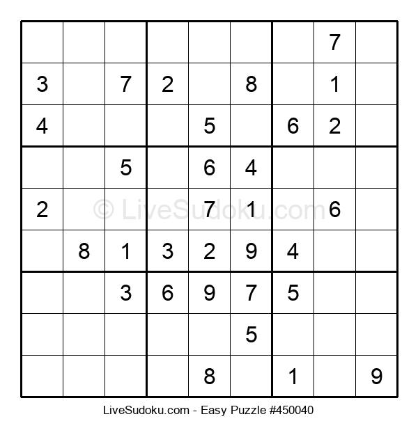 Beginners Puzzle #450040