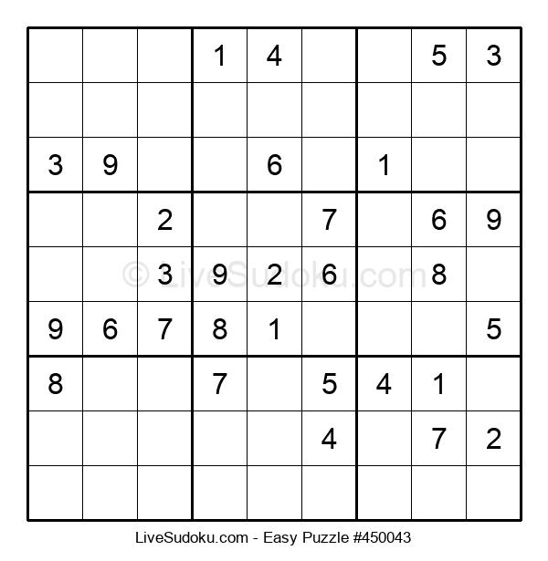 Beginners Puzzle #450043