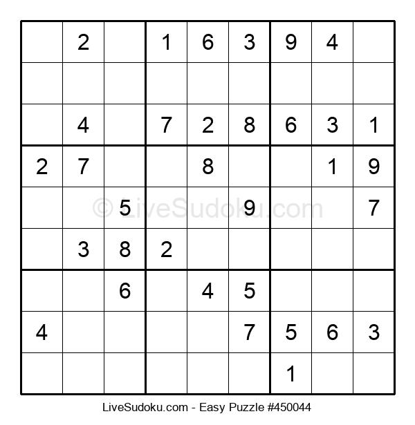 Beginners Puzzle #450044