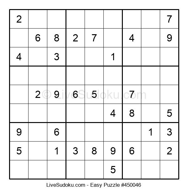 Beginners Puzzle #450046