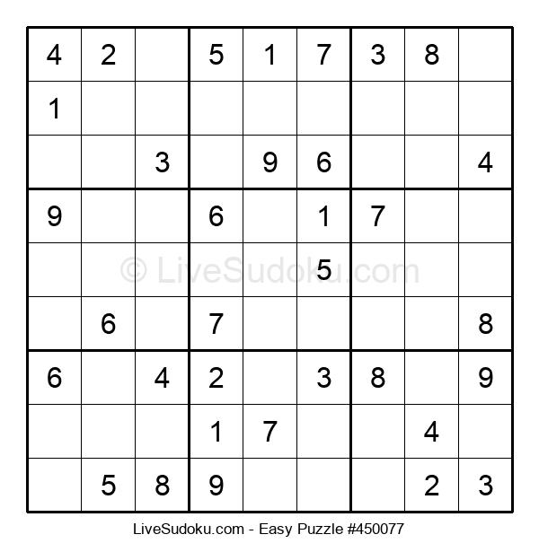 Beginners Puzzle #450077
