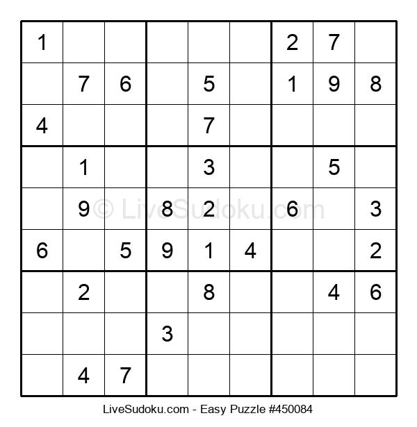 Beginners Puzzle #450084