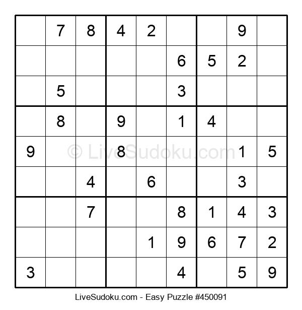 Beginners Puzzle #450091