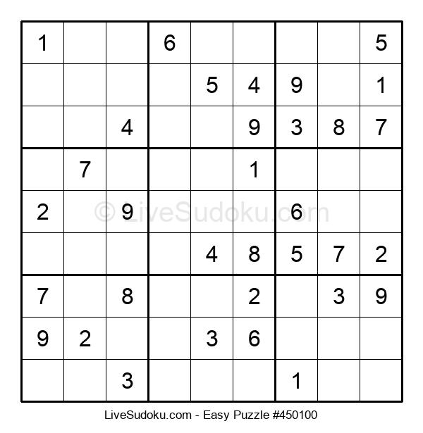 Beginners Puzzle #450100