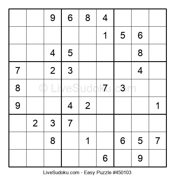 Beginners Puzzle #450103