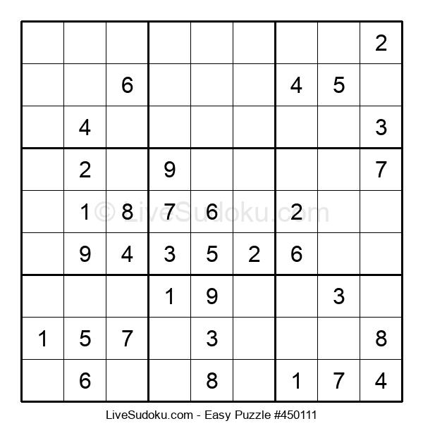 Beginners Puzzle #450111