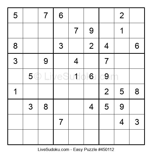 Beginners Puzzle #450112