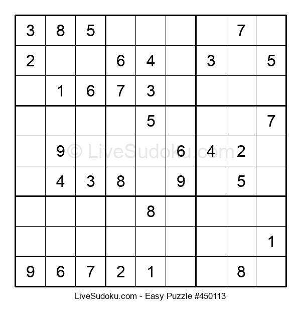 Beginners Puzzle #450113