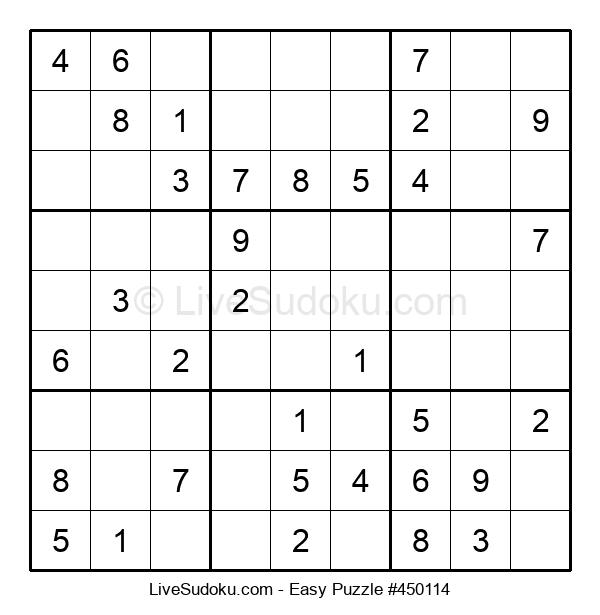 Beginners Puzzle #450114