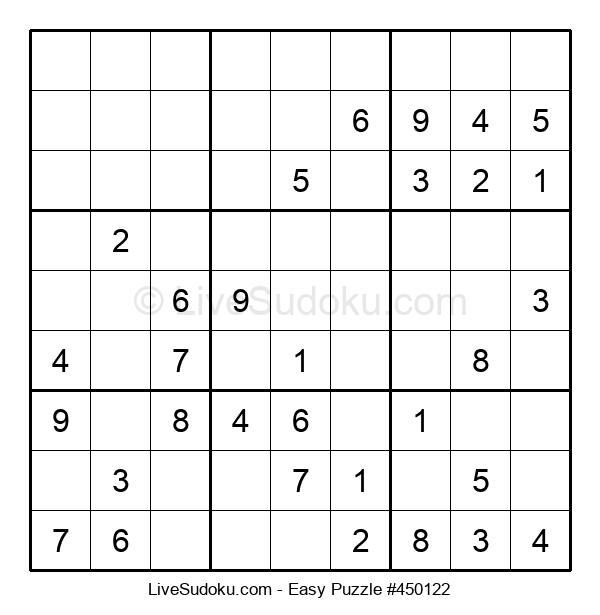 Beginners Puzzle #450122