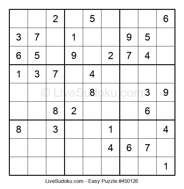 Beginners Puzzle #450126