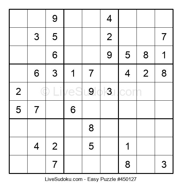 Beginners Puzzle #450127