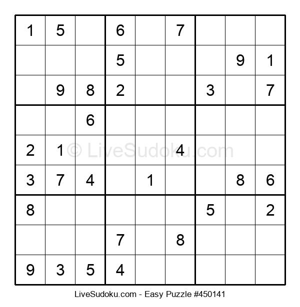 Beginners Puzzle #450141