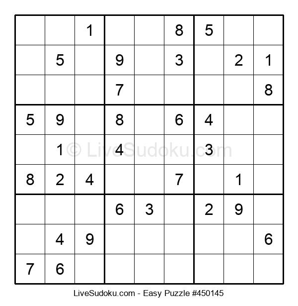 Beginners Puzzle #450145