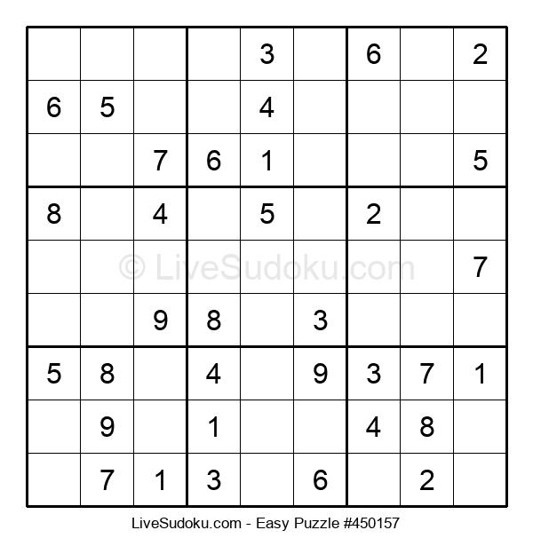 Beginners Puzzle #450157