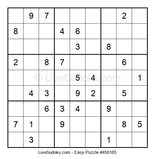 Beginners Puzzle #450165