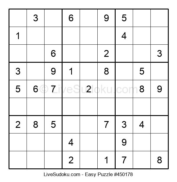 Beginners Puzzle #450178