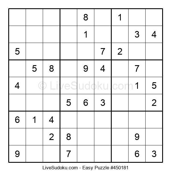 Beginners Puzzle #450181