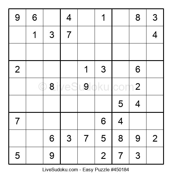 Beginners Puzzle #450184