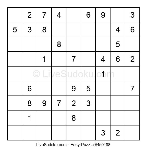 Beginners Puzzle #450198