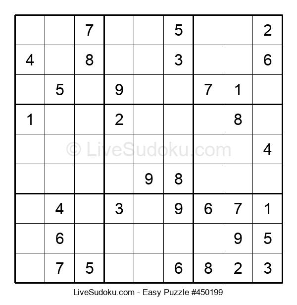Beginners Puzzle #450199
