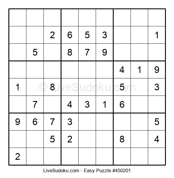 Beginners Puzzle #450201