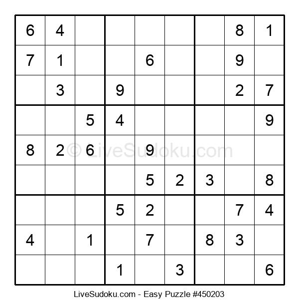 Beginners Puzzle #450203