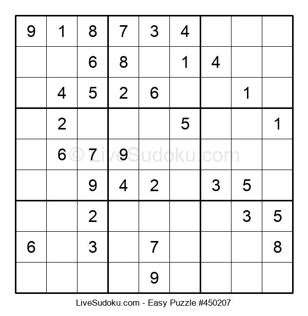Beginners Puzzle #450207