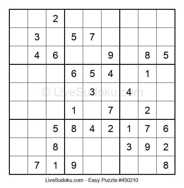 Beginners Puzzle #450210
