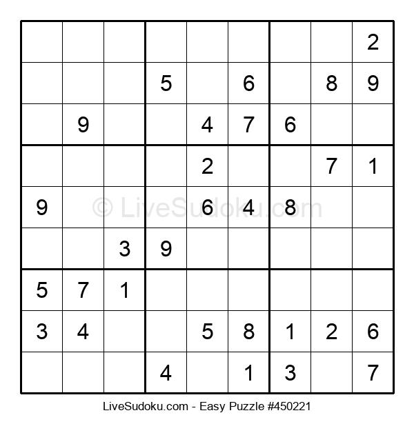 Beginners Puzzle #450221