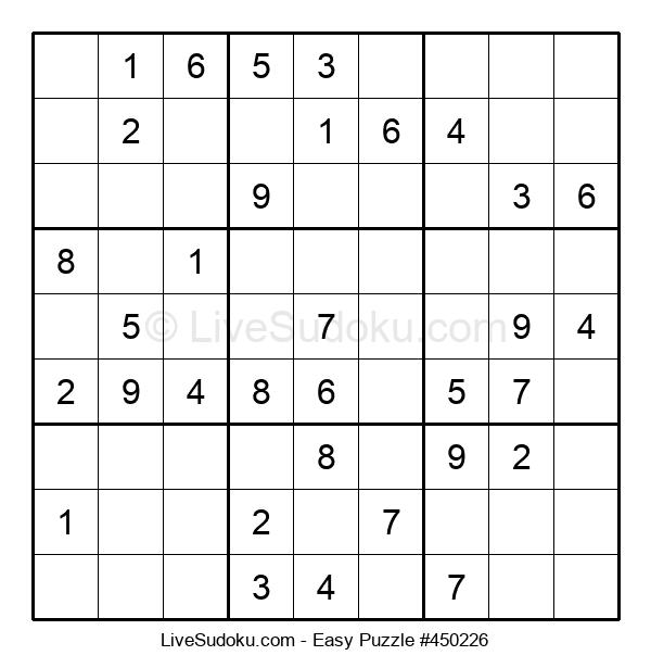 Beginners Puzzle #450226