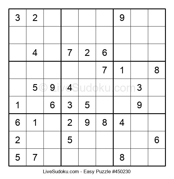 Beginners Puzzle #450230