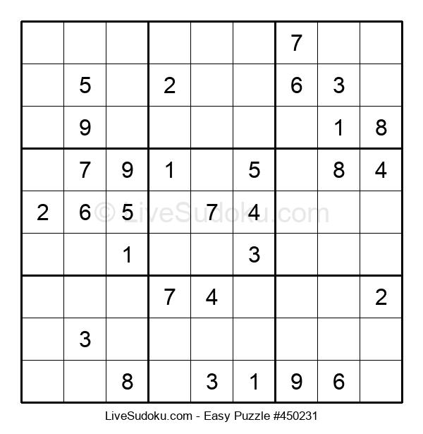 Beginners Puzzle #450231