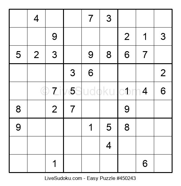Beginners Puzzle #450243