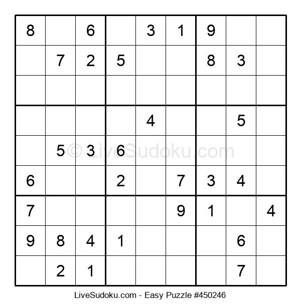 Beginners Puzzle #450246