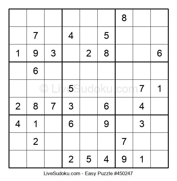 Beginners Puzzle #450247