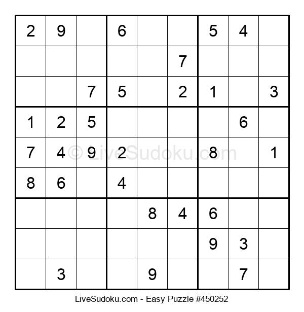 Beginners Puzzle #450252