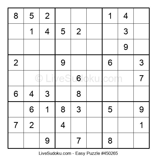 Beginners Puzzle #450265