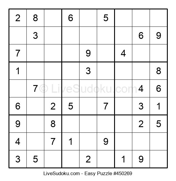 Beginners Puzzle #450269