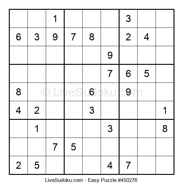 Beginners Puzzle #450276