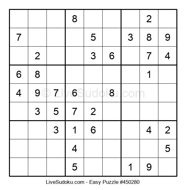 Beginners Puzzle #450280