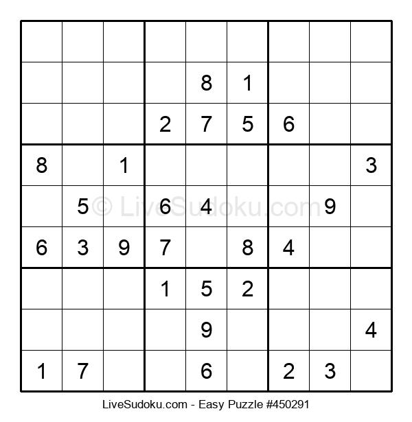 Beginners Puzzle #450291