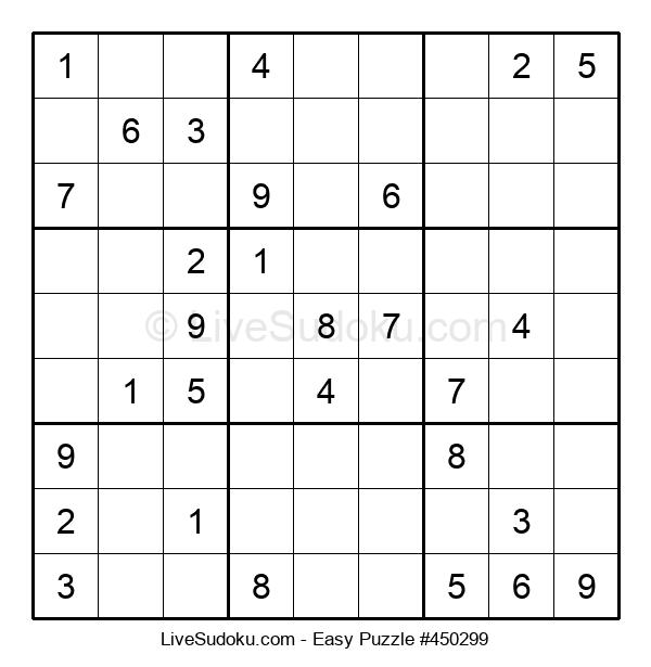 Beginners Puzzle #450299