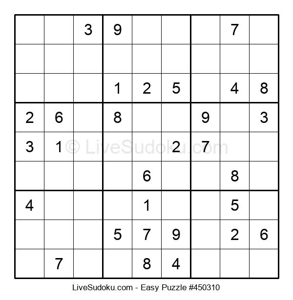 Beginners Puzzle #450310