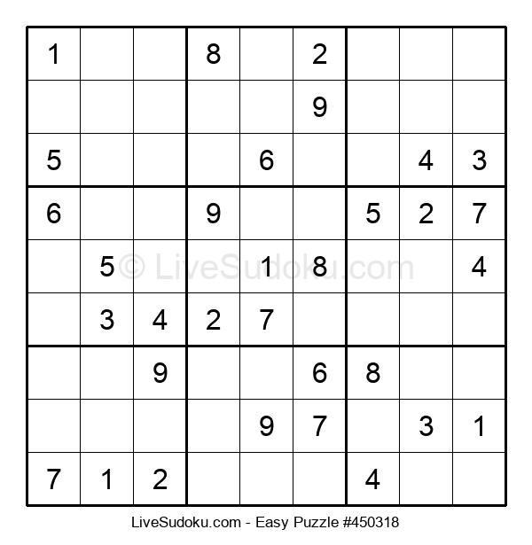 Beginners Puzzle #450318