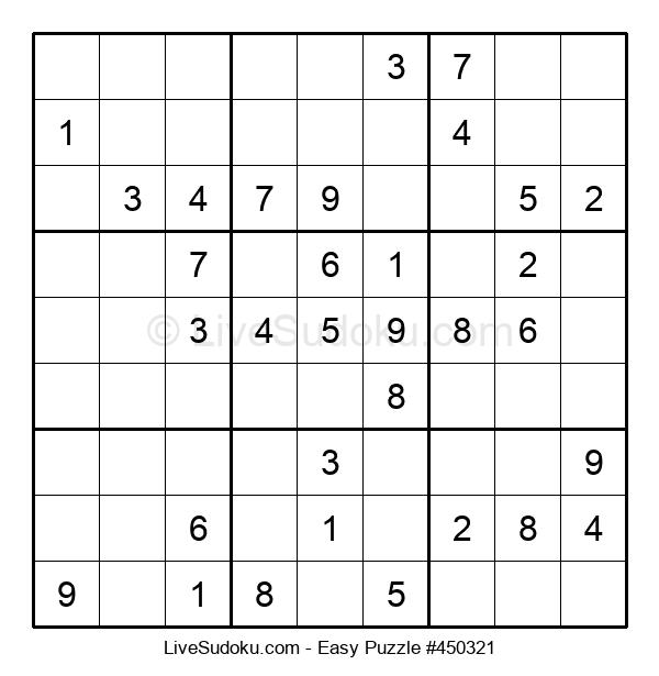 Beginners Puzzle #450321