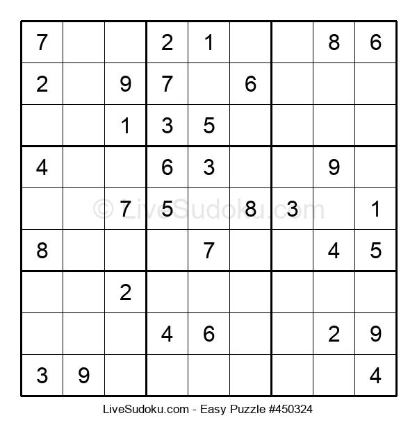 Beginners Puzzle #450324