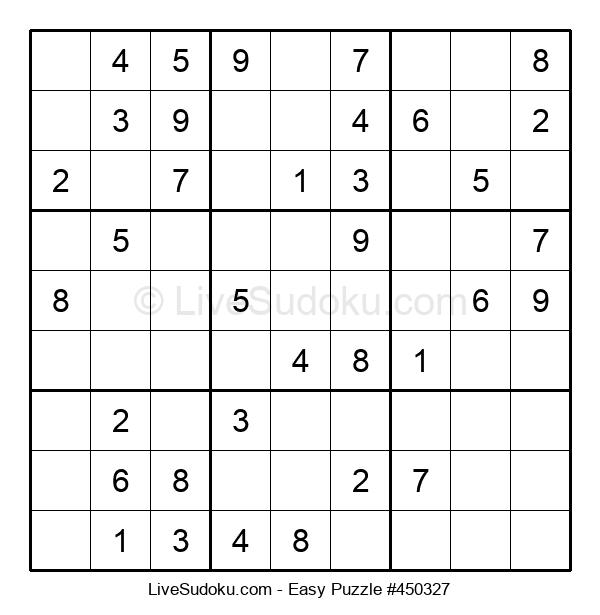 Beginners Puzzle #450327