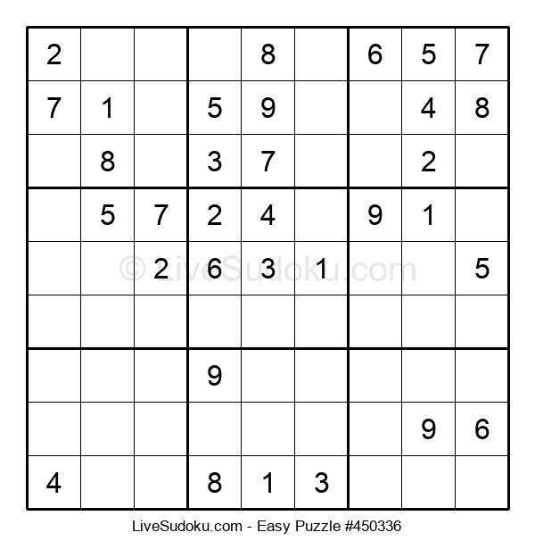 Beginners Puzzle #450336