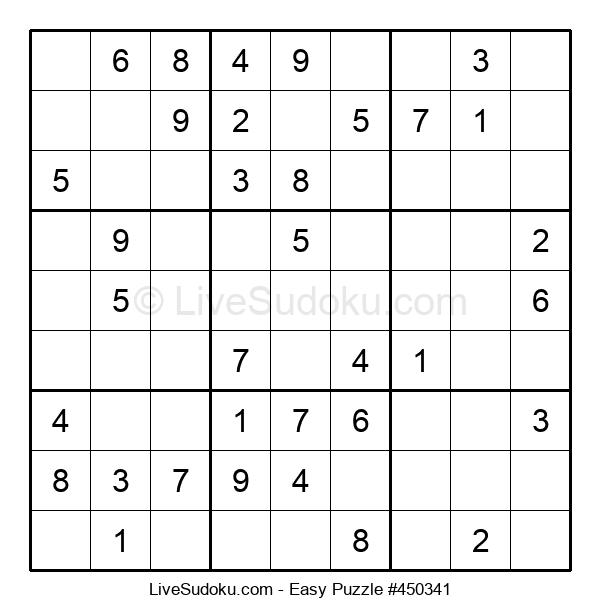 Beginners Puzzle #450341